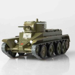 BT-5 Fast-Light Tank , Red Army (RKKA).MODIMIO Collections NT035.