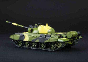 MODIMIO Collections NT040 - T-62 M Main Battle Tank , Soviet Army