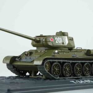 MODIMIO Collections NT041 - T-34 / 85 Medium Tank , '201' Armed Forces of the Soviet Union
