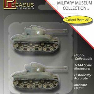 Pegasus HOBBIES PH 750 - Sherman M4A3