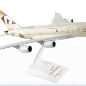 SkyMarks Models SKR840 – Airbus A380-800 ,'A6-APA' Etihad Airways