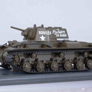 "Start Scale Models SSM3032 - KV-1 Heavy Tank ,""Победа Будет за Нами"" Red Army"
