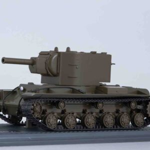 Start Scale Models SSM3033 - KV-2 Model 1939 Tank , Soviet Army