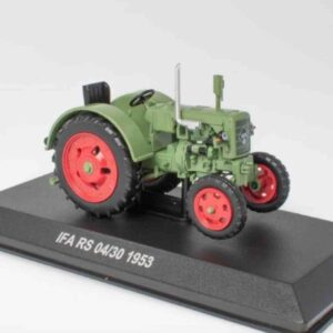 Altaya MAG MR093 - IFA RS 04/30 Tractor , DDR / NDR - 1953