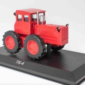 Altaya MAG MR100 - TK-4 Tractor , USSR 1950-60