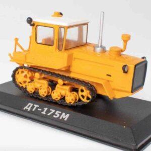 Altaya MAG MR126 - DT-175 M Volgar (ДТ-175 Волгарь) Tractor ВгТЗ- VgTZ-Volgograd Tractor Plant -Dzerzhinskiy Tractor Factory-Stalingrad Tractor Plant , USSR 1986-92