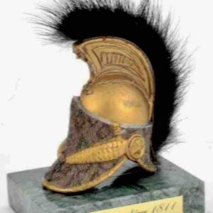 Army Helmet MAG ET118 - Off-Chevau-Leger French Army 1811