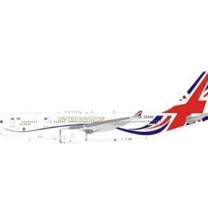 Aviation 400 AV4MRTT04 - Voyager KC2 / Airbus A330 -243 MRTT , 'ZZ336' Royal Air Force