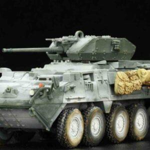 Dragon Armor DR 63119 - M1296 Stryker IFV Dragoon , 2nd Cavalry Reg.U.S.Army , Germany 2020