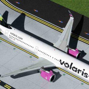 Gemini Jets G2VOI873 - A321 neo , 'N537VL' Volaris Airlines