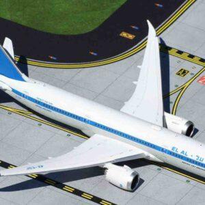 Gemini Jets GJELY1893 - Boeing B787-9 Dreamliner , '4X-EDF' El Al Israel Airlines