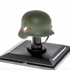 Historical Military Helmets MAG MP02 - M-35 Stahlhelm / Steel Helmet mod.1935 Wehrmacht , Germany 1940