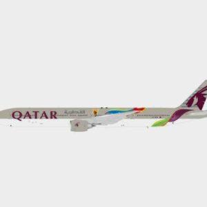 InFlight 200 IF773QT0119 - Boeing B777-300ER , 'A7-BAX' Qatar Airways