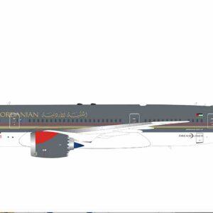 Inflight 200 IF788RJ0119 - Boeing B787-8 Dreamliner , 'JY-BAH' Royal Jordanian Airlines