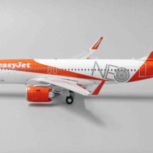 JC Wings EW232N001 - Airbus A320 neo , 'G-UZHA' EasyJet Airline