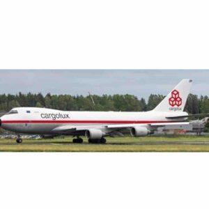 JC Wings JC- XX20051C - Boeing B747-400F(ER) , 'LX-NCL' Cargolux (RETRO)-INTERACTIVE SERIES
