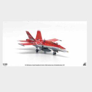 JC Wings JCW-144-F18-002 - CF-188 Hornet , RCAF 2017