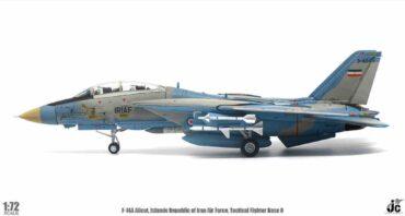 JC Wings JCW-72-F14-006 - Grumman F-14A Tomcat (Ali-Cat) , '3-6045' IRIAF - Islamic Republic of Iran Air Force
