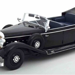Mercedes-Benz 770 (W07/W150).Grand Mercedes.Großer Mercedes.Convertible F.Modely aut.Diecast models cars.MODEL CAR Group (MCG) MCG 18207.