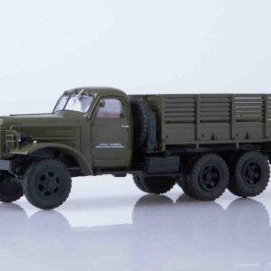 MODIMIO Collections Russian Trucks TR1034 - ZIS-151 Truck , Soviet Army