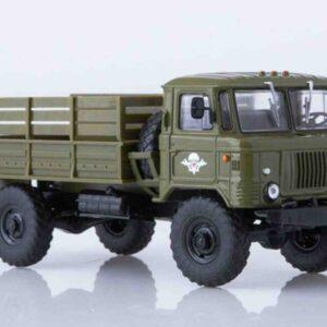 MODIMIO Russian Trucks TR1038 – GAZ-66 , Soviet Army