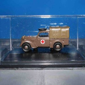Oxford Military OX -76TIL008 - British Light Utility Car Tilly ,Polish 1st Infantry Div.