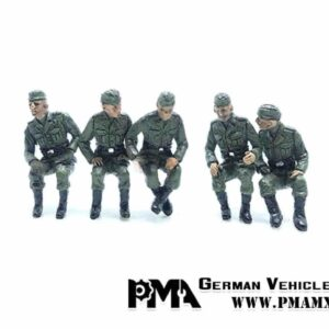 PMA P0403 - German Vehicle Riders