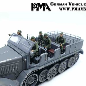 PMA P0404 - German Vehicle Riders