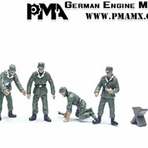 PMA P0405 - GERMAN ENGINE MECHANICIAN