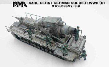 PMA P0413 - Karl Gerät GERMAN SOLDIER