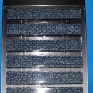 Pegasus HOBBIES PH 5203 - DIORAMA - kamenná stěna (zed) - STONE WALLS (block)