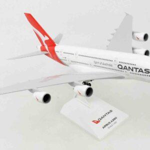"SkyMarks Models SKR1000 – Airbus A380-800 , 'VH-QPJ' ""Spirit of Australia"" Qantas Airways"