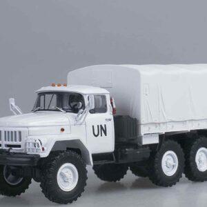 Avtoistoria ATV- 100237 - ZIL-131 Truck , UN - United Nations