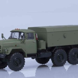 Avtoistoria AVT- 100602 - ZIL-131 / UMP -350 Truck , Soviet Army