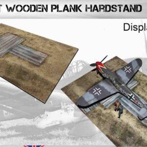 Coastal Kits CKS103-72 - DIORAMA 1/72 Display Base - Vojenské Letiště - Aircraft Plank Hardstand