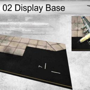 Coastal Kits CKS253-200 - 1/200 Display Base Airport Display Base 2