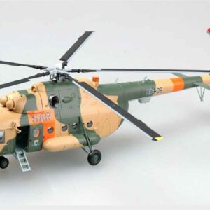 Easy Model EM 37044 - Mi-8 T Hip-C , '93+09' SAR (Search and rescue) Helicopter Transport Wing 64 German Air Force