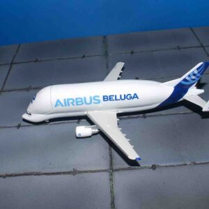 POSTAGE STAMP Collection PS5822-1 - Airbus A300-600ST Beluga , '2 / F-GSTB' Airbus Transport International