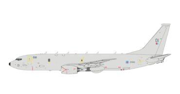 Gemini Jets G2RAF899 - Boeing P-8 Poseidon (B737-800) , 'ZP801' RAF