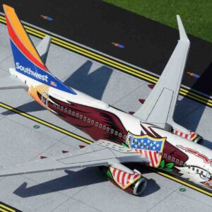 """Gemini Jets G2SWA872 - Boeing 737 -700 , 'N918WN' """"Illinois One"""" Southwest Airlines"""