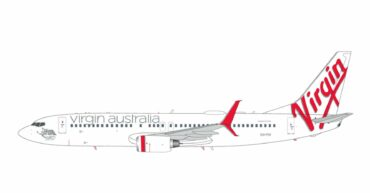 Gemini Jets G2VOZ496 - Boeing 737 -800 , 'VH-YIV' Virgin Australia Airlines