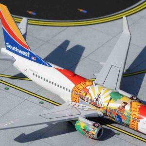 """Gemini Jets GJSWA1419 - Boeing 737 -700 ,' """"FLORIDA ONE"""" Southwest"""