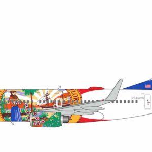 "Gemini Jets GJSWA1419 - Boeing 737 -700 , 'N945WN' ""FLORIDA ONE"" Southwest Airlines"