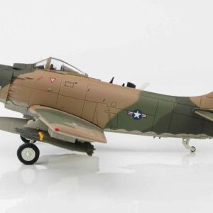"""Hobby Master HA2915 - A-1H Skyraider Douglas , '34609' """"The Good Buddha""""1st SOS (Special Operations Sqn.)56th SOW (Special Operations Wing) , Nakhon Phanom 1968"""