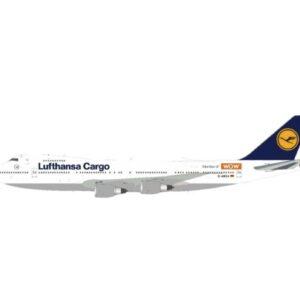 J Fox Models JF-747-2-022 - Boeing B747 -230B (SF) , 'D-ABZA' Lufthansa Cargo