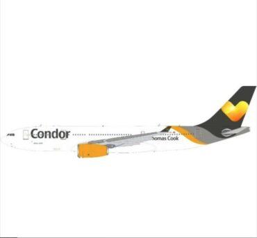 J Fox Models JF-A330-2-004 - Airbus A330-243 , 'VYGK' Condor.