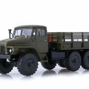 MODIMIO Collections Russian Trucks TR1041 - Ural-375 D Flatbed Truck
