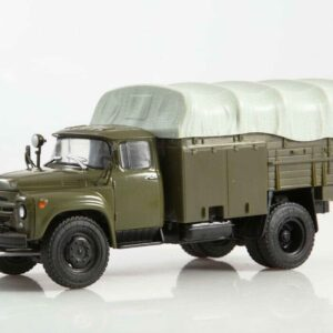 MODIMIO Collections Russian Trucks TR1045 - ZIL-130 / PSG-160 Truck , Soviet Army - Russian Armed Forces
