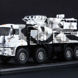 Start Scale Models SSM1386 - Pantsir-S1 / SA-22 Greyhound Missel System / KAMAZ-6560 , Russian Armed Forces