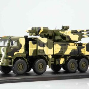 Start Scale Models SSM1387 - Pantsir-S1 / SA-22 Greyhound Missel System / KAMAZ-6560 , Russian Armed Forces